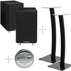 Ensemble MySPEAKER BT + MySTAND + MyCABLE BT
